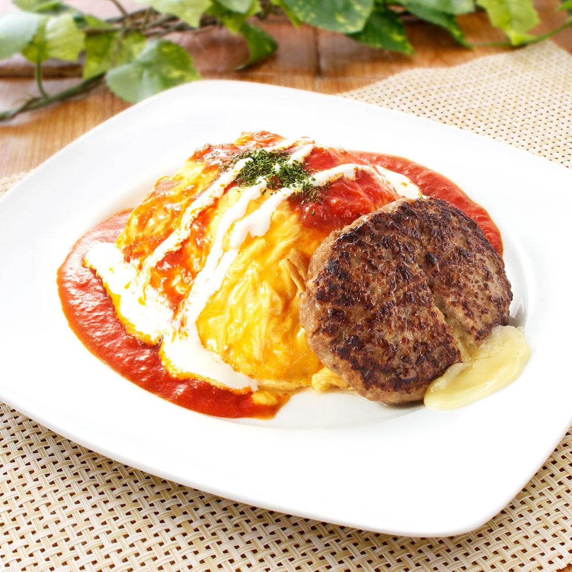 ハンバーグ トマト ソース ハンバーグはソースで楽しむ!【ハンバーグソース】のレシピいろいろ♪...