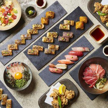 KINKA sushi bar izakaya 渋谷